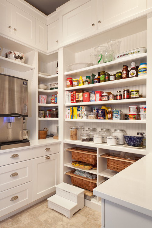Dream Pantry with Ice Maker