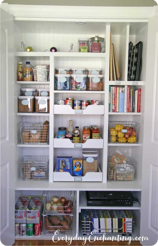 5 Pantry Organizing Mistakes I Didn't Realize I Was Making