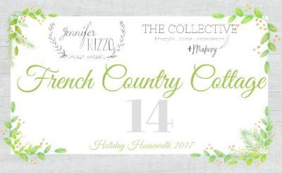 French Country Cottage | Holiday Housewalk