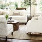 Natural and Neutral Family Room Inspiration