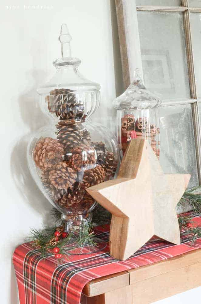 Decorating Ideas > Christmas Home Tour 2014  Rustic & Cozy ~ 165708_Christmas Decorations Home Tour