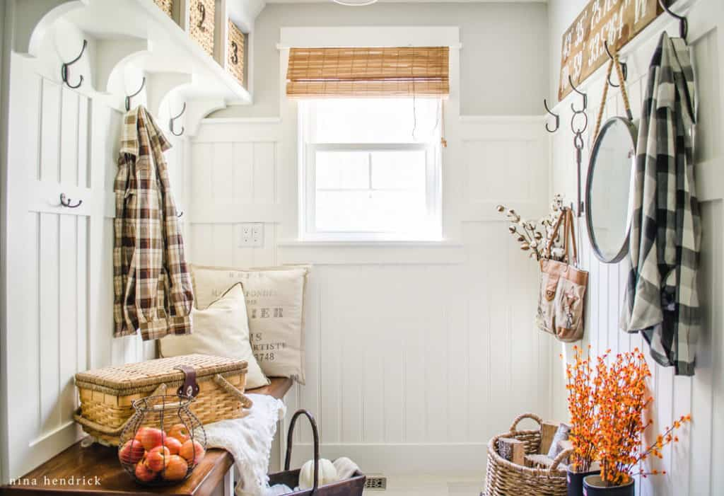 Classic Fall Dining Room Decorating Ideas