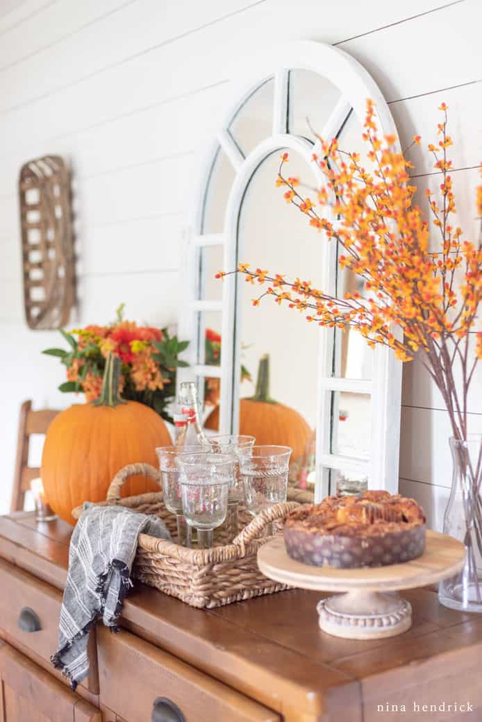 Classic Fall Decorating Ideas