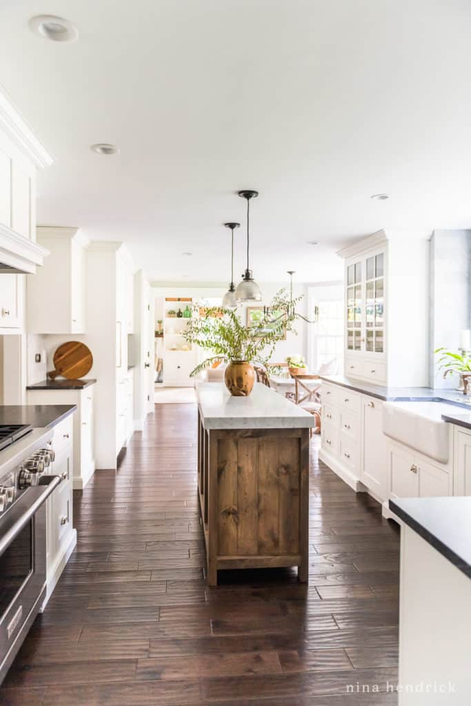 Full kitchen renovation source list