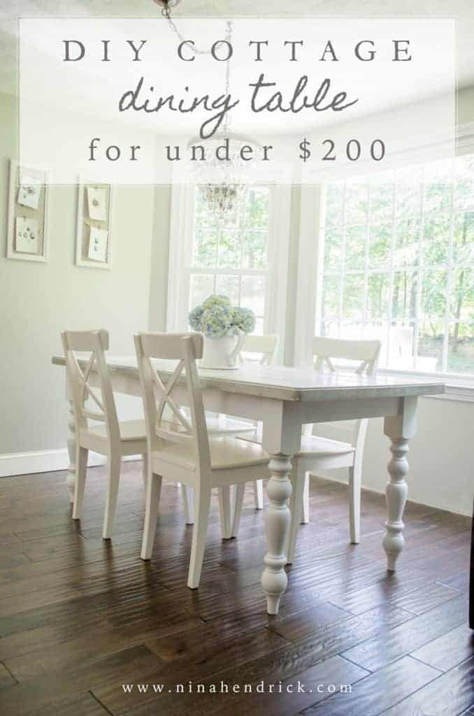 Cottage-Dining-Table-Tutorial