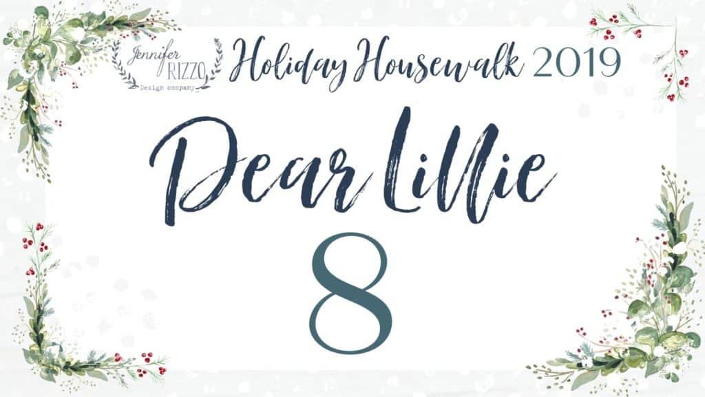 Dear Lillie Holiday Housewalk
