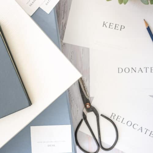 Declutter Your Home (For Good This Time)