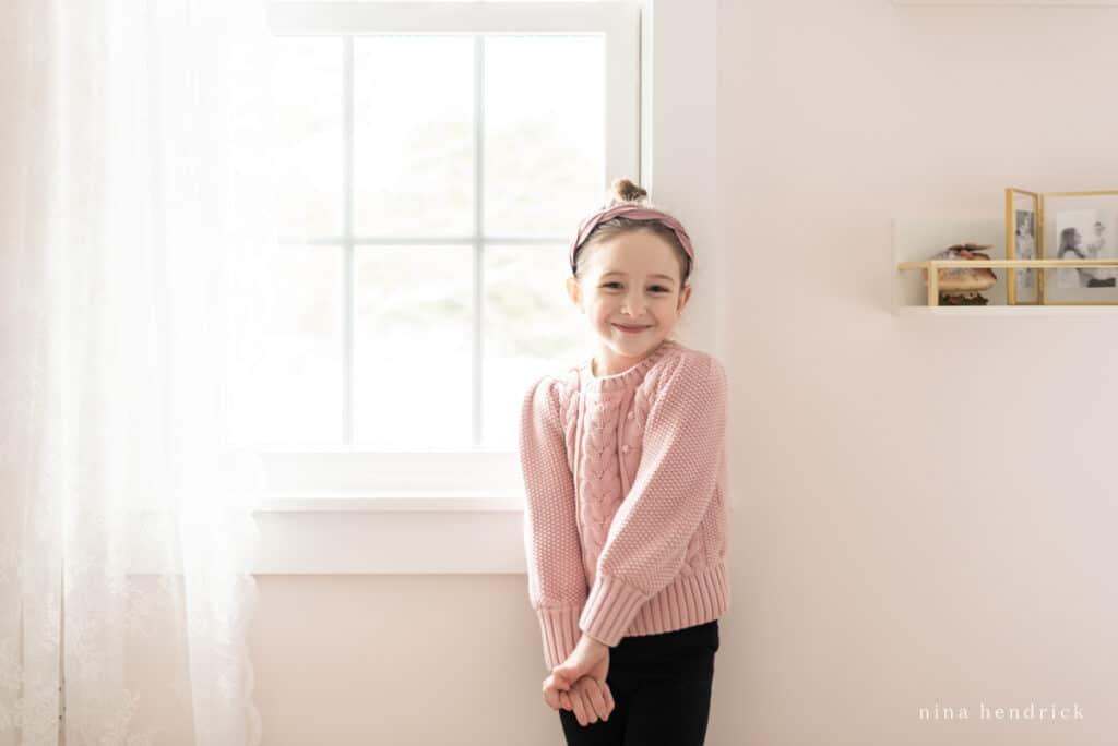 Little girl's room makeover