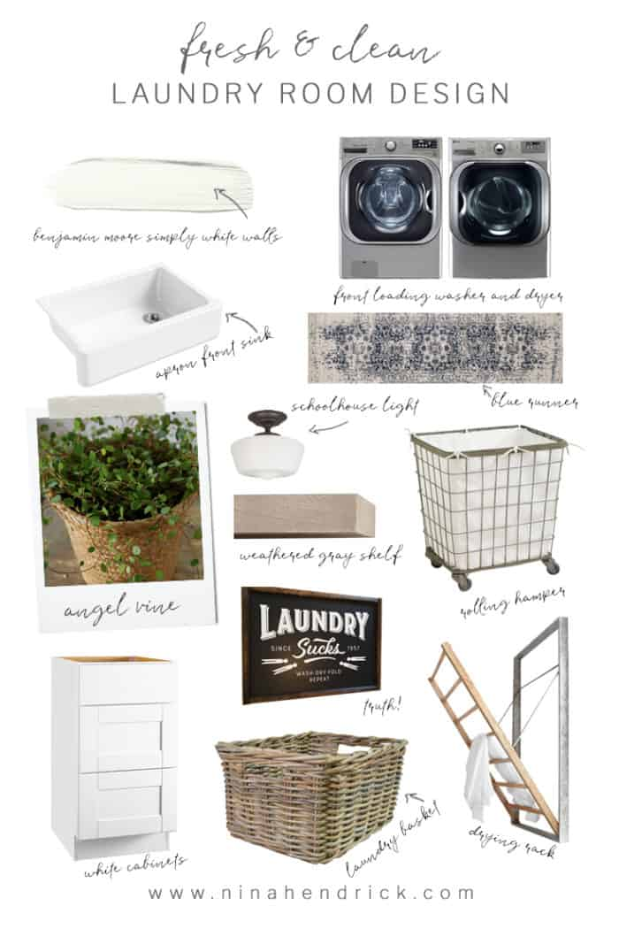 Laundry Room Project Inspiration