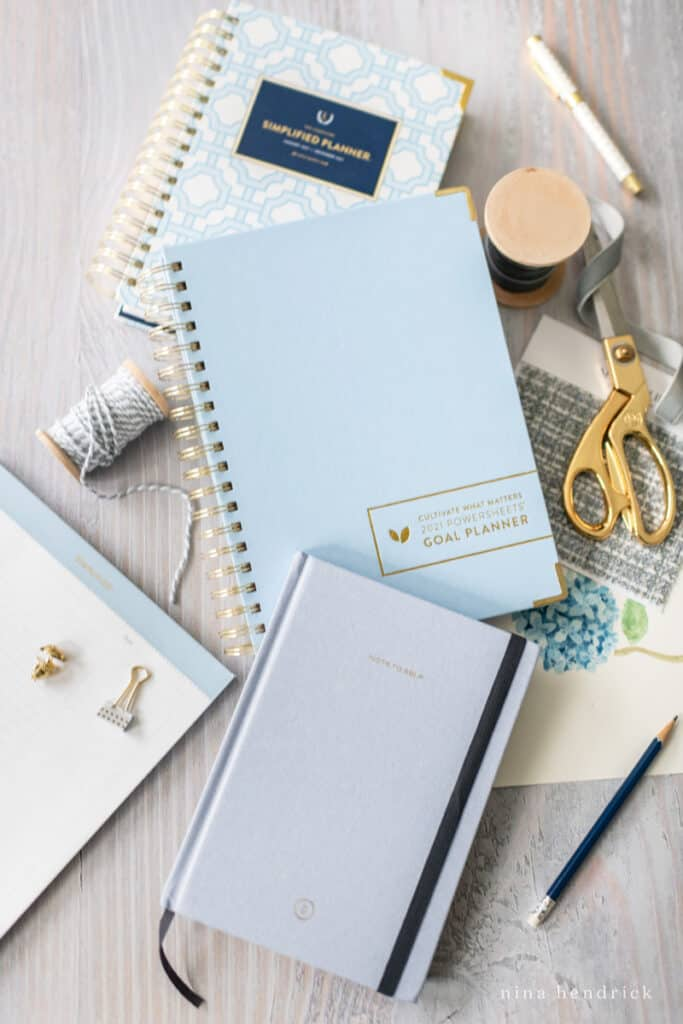 3 Goal Planning Tools That Can Help You Accomplish Big Things This Year