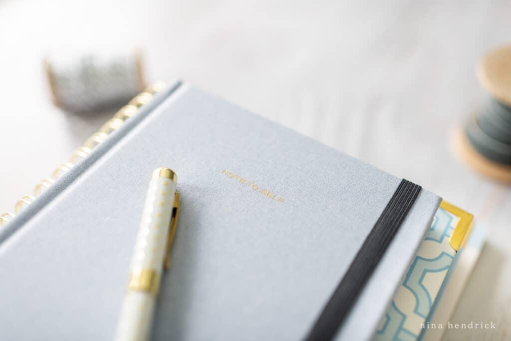 Journaling for Goal Planning
