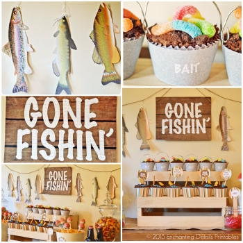 GoneFishinCollage