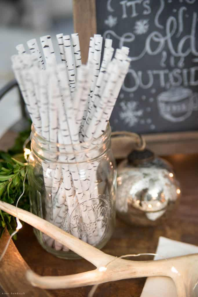 Christmas 2016 Nina Hendrick Holiday Housewalk | Birch Straws
