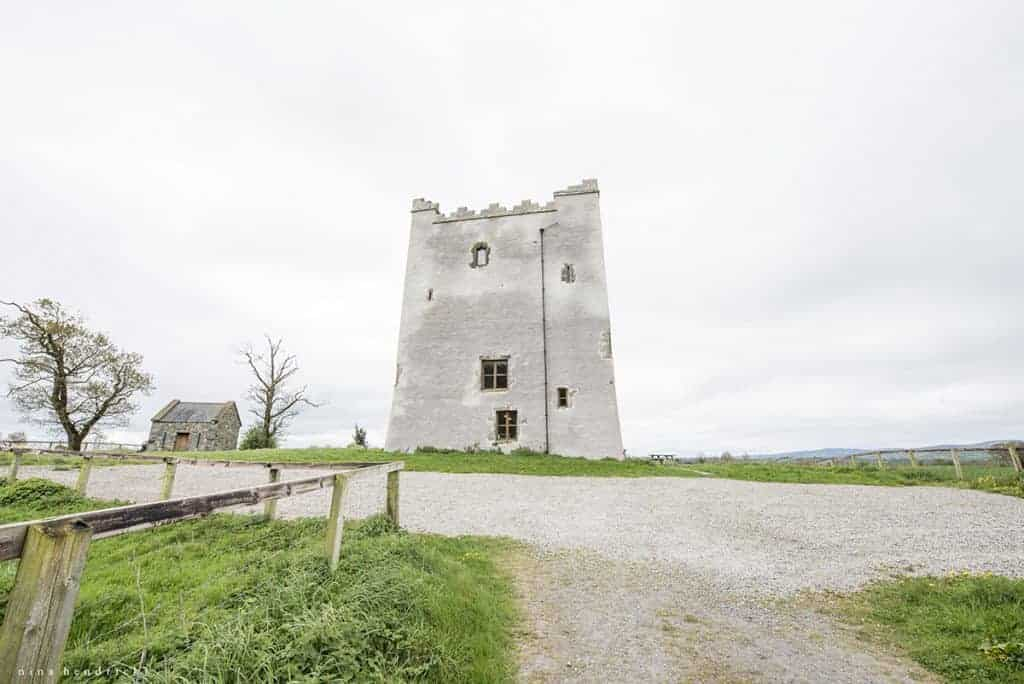 Our Stay in a 16th Century Irish Castle | Read about the experience of renting Killahara Castle in Tipperary, Ireland and take a tour.