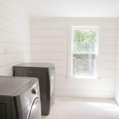 One Room Challenge: Laundry Room Project Inspiration