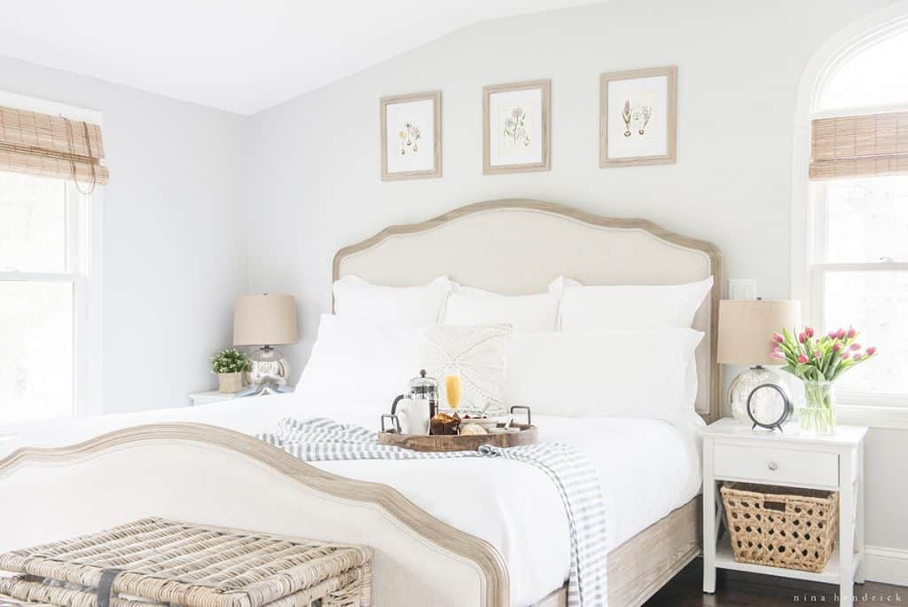Master Bedroom Retreat Breakfast In Bed Mother 39 S Day Inspiration