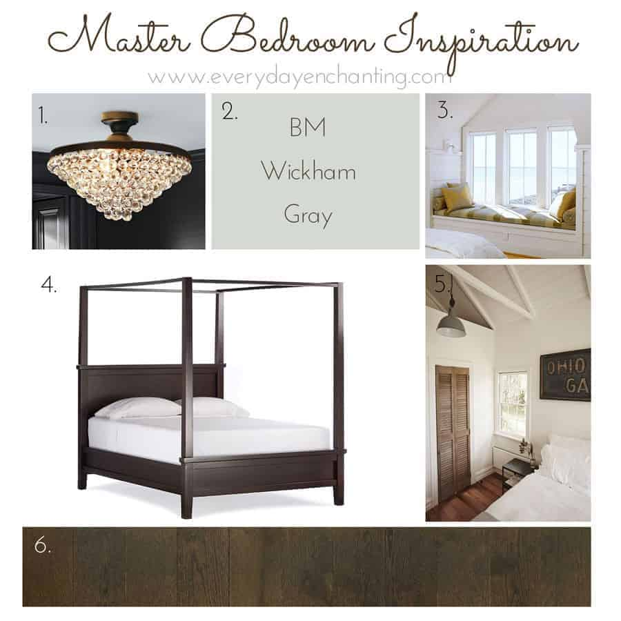 Cottage Master Bedroom Inspiration