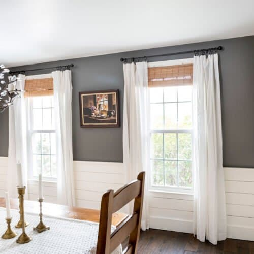 New England Neutral Paint Color Scheme