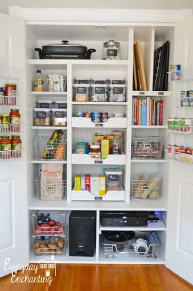 The Pantry- 1 Year Later and FAQs