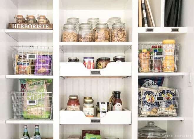 10 Pantry Organization Ideas