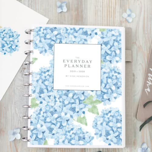 The Everyday Planner 2019-2020