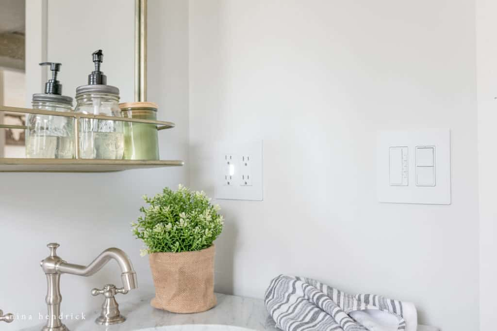 Updating the Look of outlets and light switches